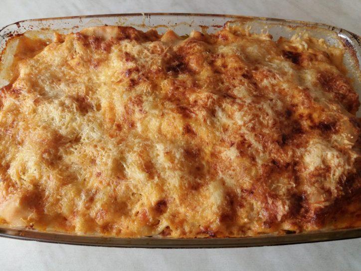 Lasagne bolognese jénaiban