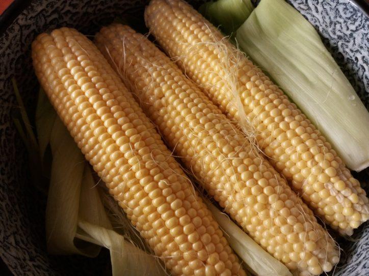 Nyers kukorica tápértéke