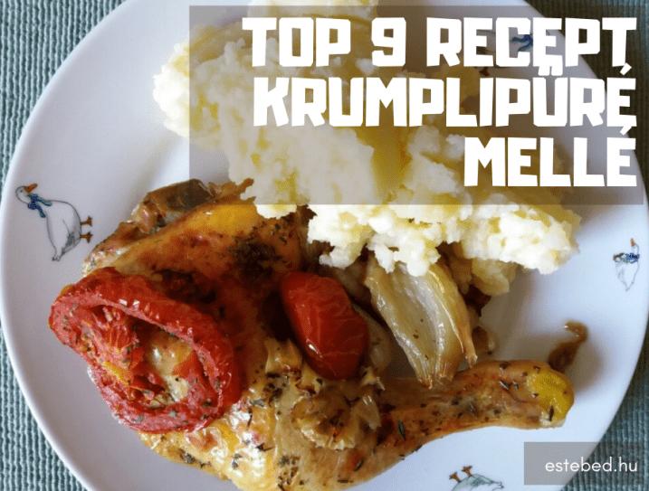 Top 9 recept krumplipüré mellé